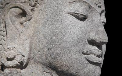 Buddha Saves Oakland Neighborhood