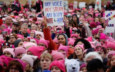 The Healing Effects of the Women's March